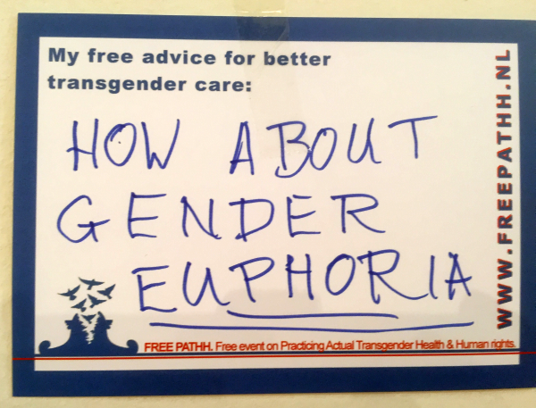 How about gender euphoria!