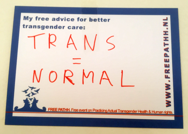 TRANS = NORMAAL